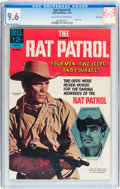 Silver Age (1956-1969):Adventure, Rat Patrol #5 File Copy (Dell, 1967) CGC NM+ 9.6 Off-white to white pages....
