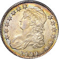 Bust Half Dollars, 1829 50C Large Letters MS64 NGC. CAC. O-110a, R.2....