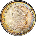 Bust Half Dollars, 1829 50C Small Letters MS64+ ★ NGC. CAC. O-111, R.2....