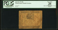 Colonial Notes:Pennsylvania, Pennsylvania July 20, 1775 30s PCGS Apparent Very Fine 20.. ...