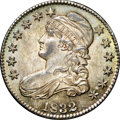 Bust Half Dollars, 1832 50C Small Letters MS65 NGC. O-102, R.1....
