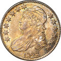 Bust Half Dollars, 1828 50C Square Base 2, Small 8, Large Letters MS64 NGC. O-114a,R.3....