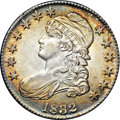 Bust Half Dollars, 1832 50C Large Letters MS64 NGC. CAC. O-101a, R.2....