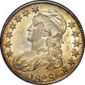 Bust Half Dollars, 1828 50C Square Base 2, Small 8, Large Letters, MS63+ NGC. CAC.O-116, R.2....