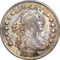 Early Quarters, 1805 25C XF45 NGC. CAC. B-4, Low R.4....