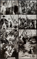 """Movie Posters:Adventure, Mutiny on the Bounty (MGM, 1962). Portrait and Scene Photos (29)(11.25"""" X 14""""). Adventure.. ... (Total: 29 Items)"""