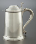 Silver Holloware, American:Tankards, A SHREVE, CRUMP & LOW SILVER TANKARD. Shreve, Crump & LowCo., Boston, Massachusetts, circa 1900. Marks: SHREVE, CRUMP& L...