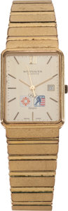 Hockey Collectibles:Others, 1984 U.S. Men's Hockey Olympic Watch. ...