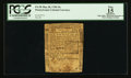 Colonial Notes:Pennsylvania, Pennsylvania May 20, 1758 15s PCGS Apparent Fine 15.. ...