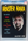 Magazines:Horror, Monster Mania #1 (Renaissance Productions, 1966) CGC VF 8.0 Off-white to white pages....