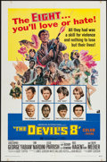 """Movie Posters:Thriller, The Devil's 8 (American International, 1969). One Sheet (27"""" X 41"""") & Lobby Card Set of 8 (11"""" X 14""""). Thriller.. ... (Total: 9 Items)"""