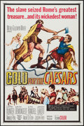 "Movie Posters:Action, Gold for the Caesars & Other Lot (MGM, 1964). One Sheets (2) (27"" X 41""). Action.. ... (Total: 2 Items)"