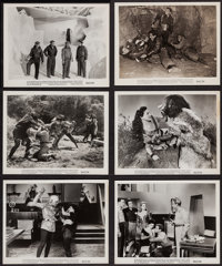 """World Without End (Allied Artists, 1956). Photos (31) (8"""" X 10""""). Science Fiction. ... (Total: 31 Items)"""