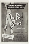 """Movie Posters:Fantasy, The Red Shoes (Continental, R-1950s). One Sheet (27"""" X 41""""). Fantasy.. ..."""