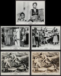 """Movie Posters:Foreign, Woman of the River (Columbia, 1957). Photos (5) (8"""" X 10""""). Foreign.. ... (Total: 5 Items)"""