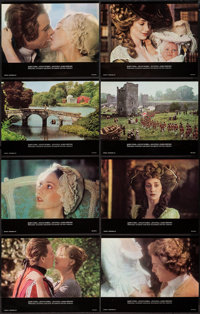 "Barry Lyndon (Warner Brothers, 1975). Deluxe Lobby Card Set of 26 (11"" X 14""). Drama. ... (Total: 26 Items)"