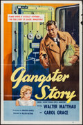 """Movie Posters:Crime, Gangster Story (Releasing Corporation of Independent Producers, 1960). One Sheet (27"""" X 41""""). Crime.. ..."""