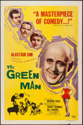 "Movie Posters:Action, The Green Man & Other Lot (DCA, 1956). One Sheets (2) (27"" X41""). Action.. ... (Total: 2 Items)"