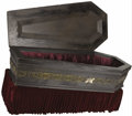 "Movie/TV Memorabilia:Props, ""Bram Stoker's Dracula"" Prop Coffin. Although its accuracy andfaithfulness to the source material are often debated, Franci...(Total: 1 Item)"