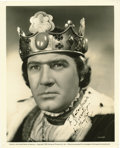 "Movie/TV Memorabilia:Autographs and Signed Items, Ian Hunter and Nan Grey Signed Photos from ""Tower of London"". Two original 8 ""x 10"" shots from Tower of London (1939); a... (Total: 1 Item)"