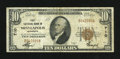 National Bank Notes:Minnesota, Minneapolis, MN - $10 1929 Ty. 1 The First NB Ch. # 710. ...