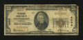 National Bank Notes:Kentucky, Owensboro, KY - $20 1929 Ty. 1 The Owensboro NB Ch. # 4006. ...