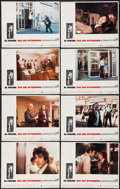 "Movie Posters:Action, Dog Day Afternoon (Warner Brothers, 1975). Lobby Card Set of 8 (11""X 14""). Action.. ... (Total: 8 Items)"