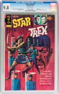 Bronze Age (1970-1979):Science Fiction, Star Trek #26 (Gold Key, 1974) CGC NM/MT 9.8 Off-white pages....