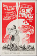 "Movie Posters:Exploitation, The Glory Stompers (American International, 1967). One Sheet (27"" X41""). Exploitation.. ..."