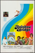 """Movie Posters:Rock and Roll, Rainbow Bridge (Transvue, 1972). One Sheet (27"""" X 41""""). Rock andRoll.. ..."""