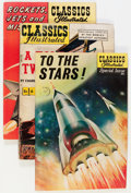 Silver Age (1956-1969):Classics Illustrated, Classics Illustrated Group (Gilberton, 1950s-'60s) Condition:Average GD/VG.... (Total: 41 Comic Books)