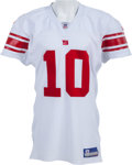 Football Collectibles:Uniforms, 2006 Eli Manning Game Worn New York Giants Jersey. ...