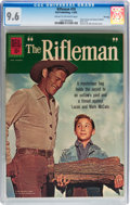 Silver Age (1956-1969):Western, The Rifleman #10 File Copy (Dell, 1962) CGC NM+ 9.6 Cream tooff-white pages....
