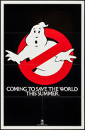 "Movie Posters:Comedy, Ghostbusters (Columbia, 1984). One Sheet (27"" X 41"") Advance.Comedy.. ..."