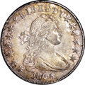Early Half Dollars, 1805/4 50C MS65 NGC. CAC. O-101, R.3....
