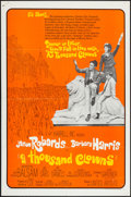 """Movie Posters:Comedy, A Thousand Clowns (United Artists, 1966). One Sheet (27"""" X 41""""). Comedy.. ..."""