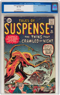 Silver Age (1956-1969):Science Fiction, Tales of Suspense #26 (Marvel, 1962) CGC VG- 3.5 Off-white pages....