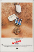 "Movie Posters:War, Catch-22 (Paramount, 1970). One Sheet (27"" X 41"") & ColorPhotos (4) (8"" X 10""). War.. ... (Total: 4 Items)"