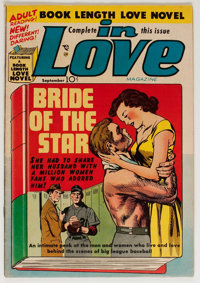 In Love #1 (Charlton, 1954) Condition: FN