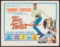"Movie Posters:Rock and Roll, Don't Knock the Twist (Columbia, 1962). Title Lobby Card (11"" X14""). Rock and Roll.. ..."