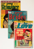 Golden Age (1938-1955):Romance, Comic Books - Assorted Golden and Silver Age Simon & KirbyRomance Comics Group (Various Publishers, 1940s-'60s) Condition:Av... (Total: 30 Comic Books)