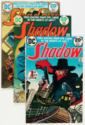 Bronze Age (1970-1979):Miscellaneous, The Shadow #1-10 and 12 Group (DC, 1973-75) Condition: AverageFN/VF.... (Total: 24 Comic Books)