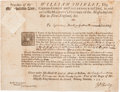 """Autographs:Statesmen, William Shirley French and Indian War Appointment Signed asGovernor of the Province of Massachusetts Bay """"W.Shirley.""""..."""