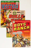 Golden Age (1938-1955):Western, Comic Books - Assorted Golden Age Simon & Kirby Western Comics Group (Various Publishers, 1940s-'50s) Condition: Average GD/VG... (Total: 18 Comic Books)