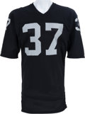 Football Collectibles:Uniforms, 1985-86 Lester Hayes Game Worn Oakland Raiders Jersey ...