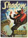 Pulps:Detective, Shadow V39#4 (Street & Smith, 1941) Condition: VG....