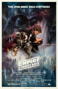 "Movie Posters:Science Fiction, The Empire Strikes Back (20th Century Fox, 1980). One Sheet (27"" X41"") Style A.. ..."