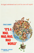 """Movie Posters:Comedy, It's a Mad, Mad, Mad, Mad World (United Artists, 1963). One Sheet(27"""" X 41"""") Style A. Comedy.. ..."""