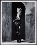 "Movie Posters:Film Noir, The Lady from Shanghai by Robert Coburn (Columbia, 1947). Photos (2) (8"" X 10"").. ... (Total: 2 Items)"