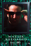 """Movie Posters:Science Fiction, The Matrix Reloaded (Warner Brothers, 2003). InternationalLenticular Poster (47"""" X 71"""").. ..."""